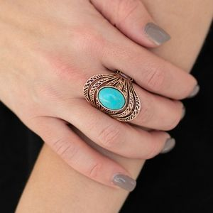 Mix and Match Jewelry Coppertone Ring